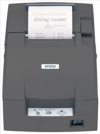 Epson TM U220D - Impresora De Recibos - Dos Colores - Matriz De ...