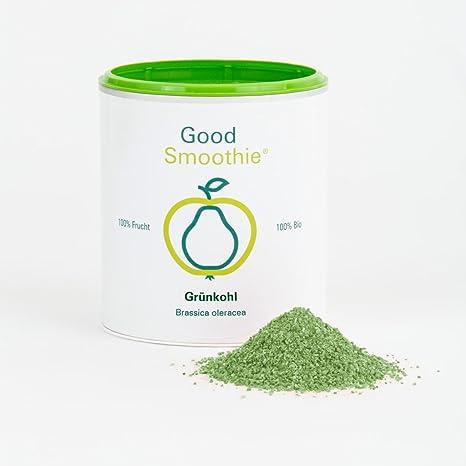 ist Grünkohlpulver gut für dich