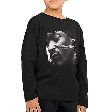 330470ca Amazon.com: Wwdcd Kids Snoop Dogg Paid Tha Cost to Be Da Bo$$ Funny Long  Sleeve Shirt Black: Clothing