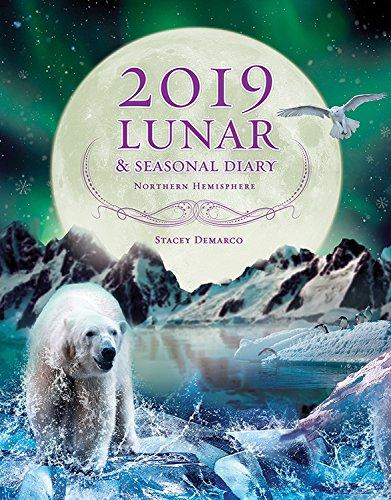 2019 Lunar & Seasonal Diary: Northern Hemisphere by Rockpool Publishing