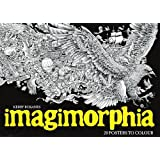 Imagimorphia: 20 Posters to Colour (Colouring Books)