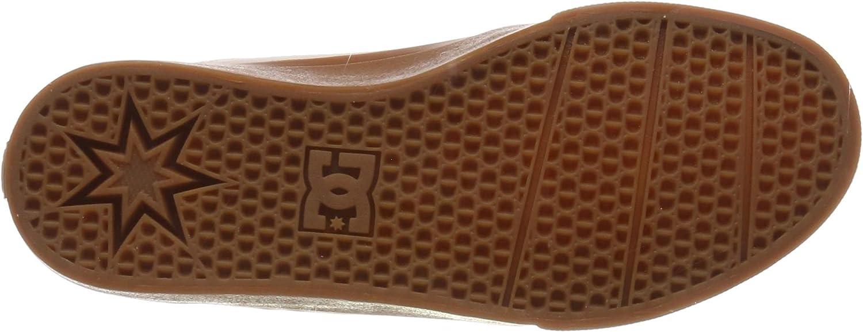 DC Shoes (DCSHI) Trase TX-Low-Top Shoes for Women, Sneakers Basses Femme Peach Parfait