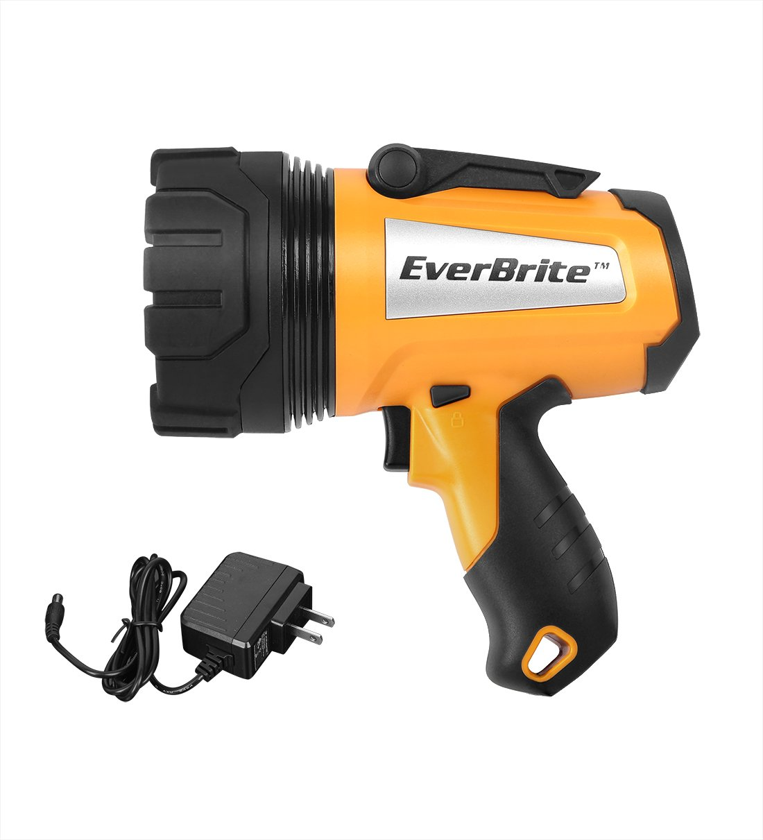 Everbrite Led Rechargeable Spotlight Flashlight 1000 6v Ultrabright Chaser Circuit Lumens Dimmable Ultra Bright Outdoor Light Automotive