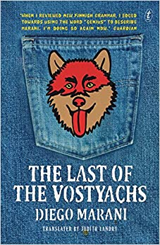 Book The Last of the Vostyachs