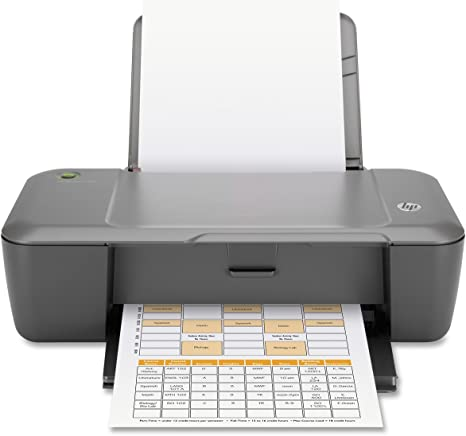 HP Deskjet 1000 Printer (CH340A#B1H)