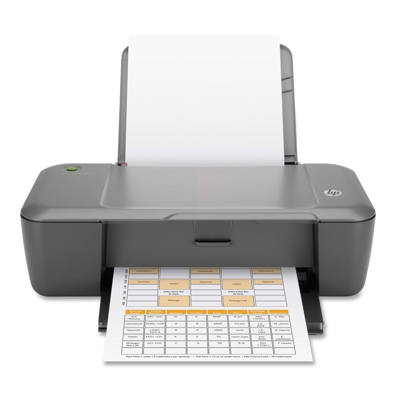 Скачать драйвер к принтеру hp deskjet 1000