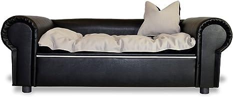Canapé Pour Chien Columbus Chesterfield Xxl En Cuir
