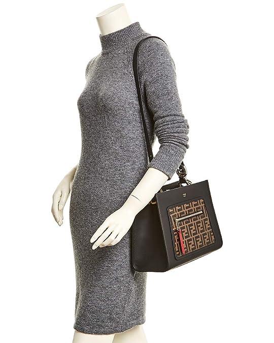 Fendi Runaway sac à main femme nero - maya  Amazon.fr  Chaussures et Sacs 8f5ea6bf26b