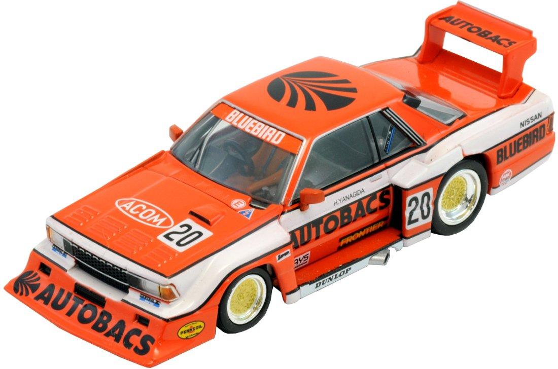 Autobacs Blaubird Super Silhouette [1983] Orange (japan import)
