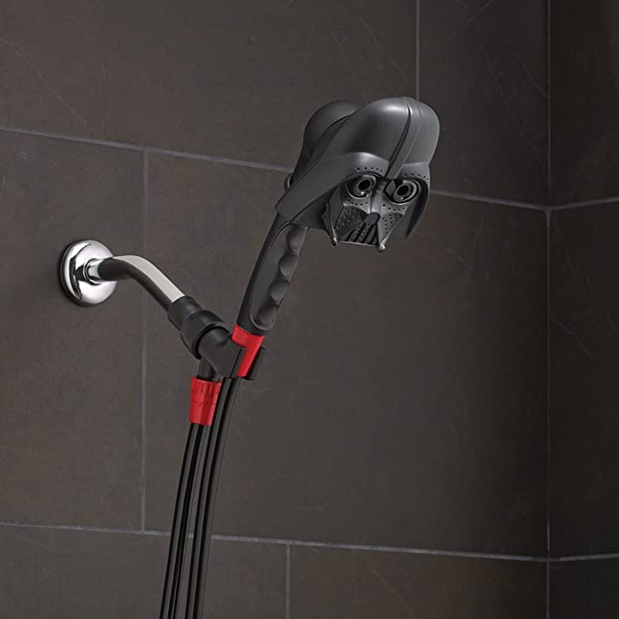 STAR WARS Darth Vader(TM) Handheld Shower Head
