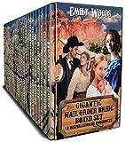 #2: Gigantic Mail Order Bride Boxed Set: 51 Inspirational Romances