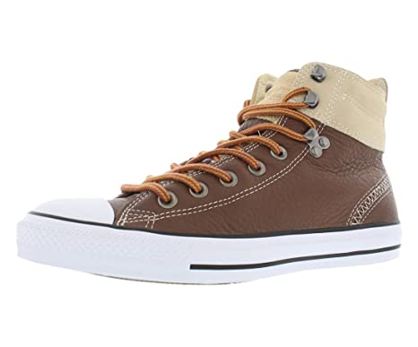 876938b2f68b Converse Ct Hiker 2 Hi Brown Shoes - Pinecone  Warm Sand - UK 13 ...