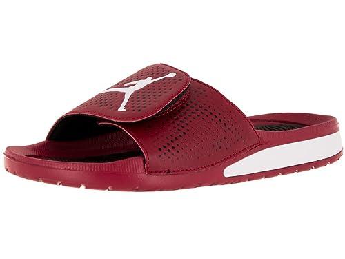 buy popular 12006 f487c Nike Jordan Kids Jordan Hydro 5 BG Gym Red/White/Black ...
