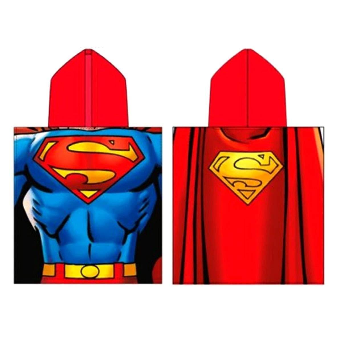 dise/ño Superman Artesan/ía Cerd/á 2200002169 Toalla Playa algod/ón