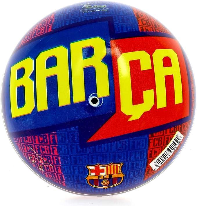 Mondo Toys FC Barcelona Pelota Deportiva Dorado: Amazon.es ...