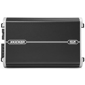 Kicker 41dxa1000.1 1000 W MONO amplificador de potencia negro
