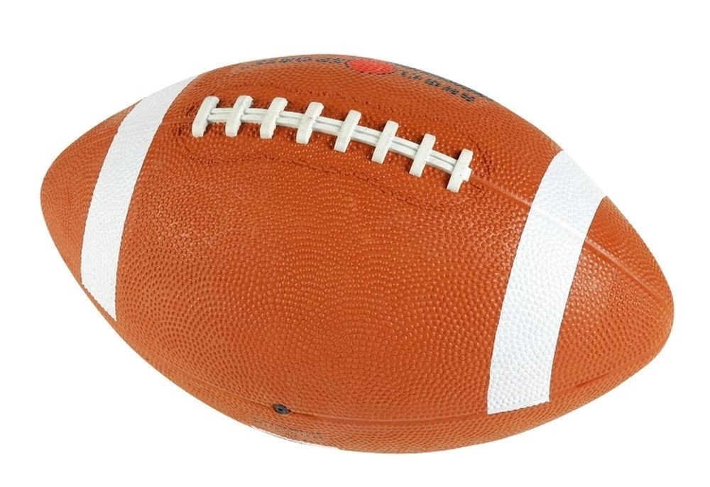 American Football inkl. Ballpumpe Winsport