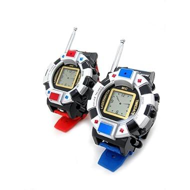 Kids Walkie Talkie Wrist Watch - effective within 50 meters at OPEN SPACE