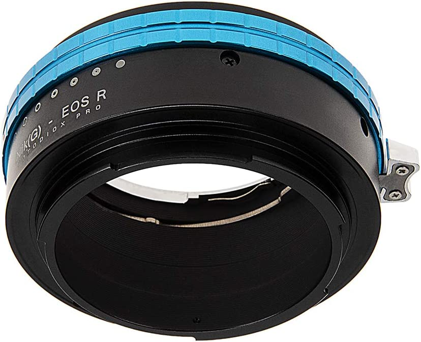 and Minolta AF Mount Mirrorless Camera Bodies DSLR Lenses to Canon RF EOS-R Fotodiox Pro Lens Mount Adapter Compatible with Sony Alpha A-Mount