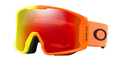 c583138da9 Oakley Line Miner Asian Fit Men s Snowmobile Goggles - 2018 Team Oakley  Prizm Torch Iridium