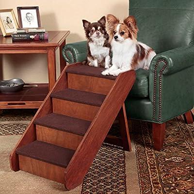 Solvit PupSTEP Wood Stairs