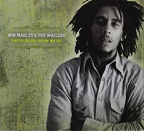 Limited Deluxe Edition Box Set by Bob Marley & Wailers (2008-11-24) (Bob Marley And The Wailers Box Set)