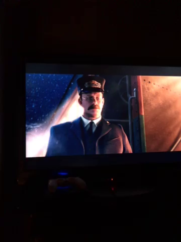 polar express blu ray dvd combo