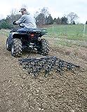 Tarter ATV Chain Harrow 4' x 4' Heavy Duty Tines - ATVH44