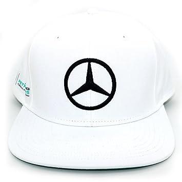 Mercedes AMG F1 Driver Lewis Hamilton Mexico Limited GP Gorra Oficial 2016: Amazon.es: Deportes y aire libre