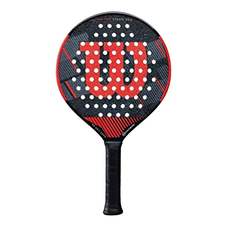 Wilson Steam Pro Countervail Platform Tennis Paddle: Amazon ...