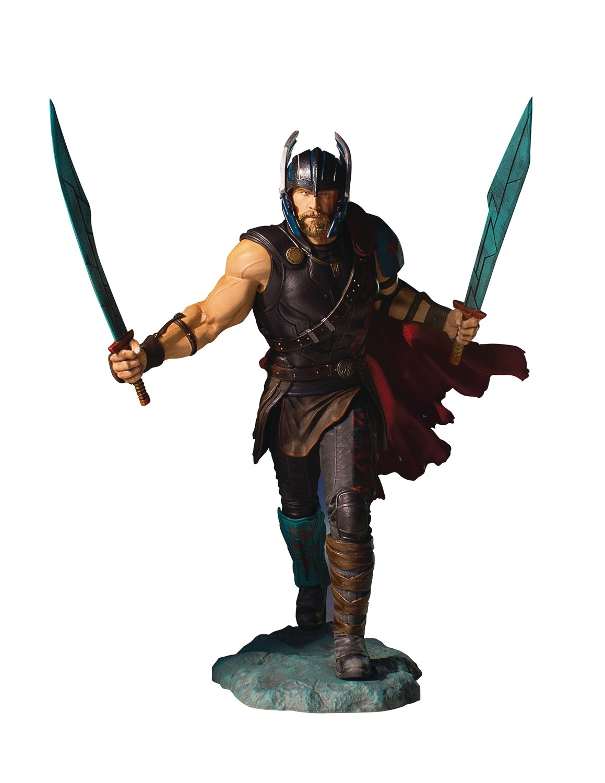 Thor Collectors Gallery Statue Gentle Giant Studios Marvel Thor Ragnarok