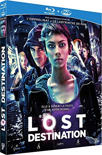 Lost Destination - Combo Blu-Ray+ Dvd