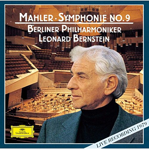 SACD : BERNSTEIN,LEONARD - Mahler: Symphony 9 (Limited Edition, Direct Stream Digital, Super-High Material CD, Japan - Import, Single Layer SACD)