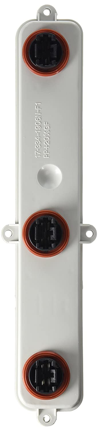 Depo 17-334-1906N Dodge Ram Driver//Passenger Side Replacement Taillight Socket Board