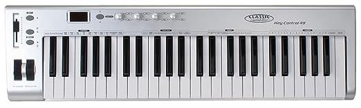 3 opinioni per Classic Cantabile- Tastiera Midi a 49