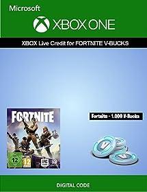 Xbox Live Credit For Fortnite 1 000 V Bucks Xbox One Download
