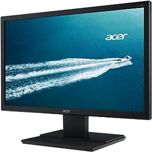 "Acer V206HQL 19.5"" LED LCD Monitor - 16:9-8 ms"