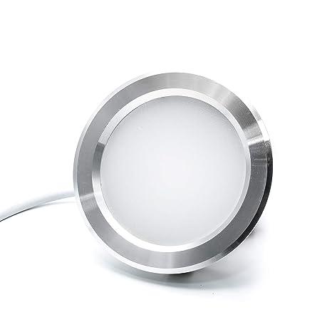 Faretto led incasso 3w slim luce cappa cucina mensole 220v ...