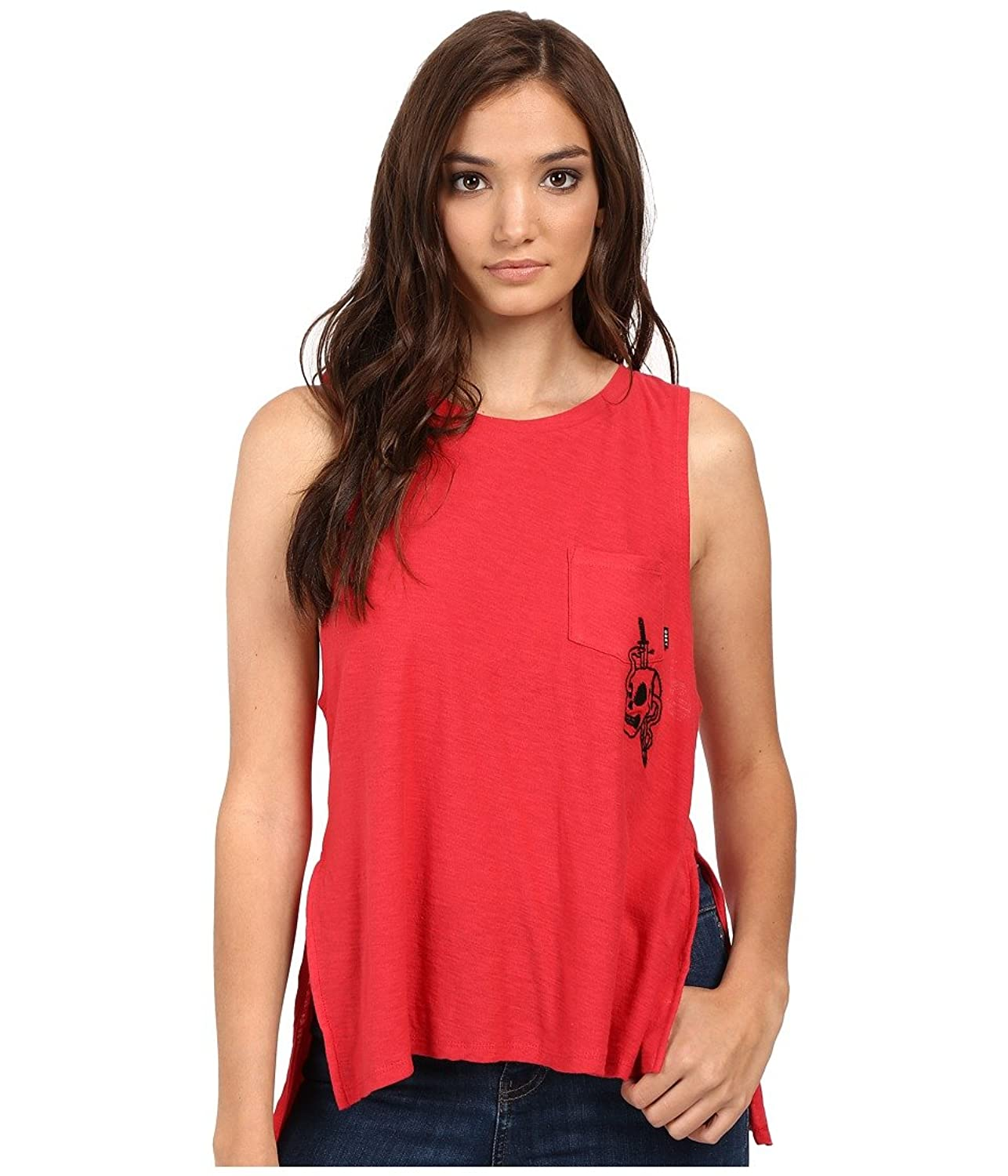 Obey Women's Harper Embroidered Tank Top