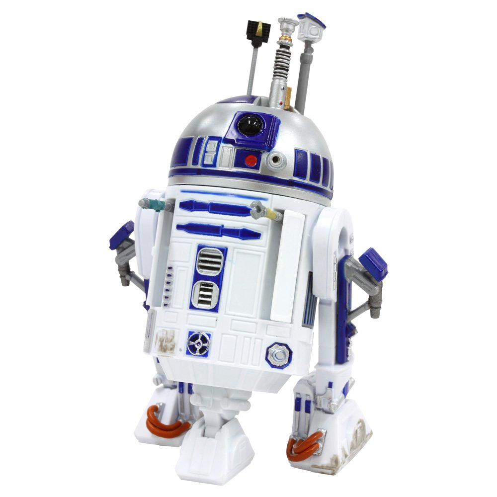 Star Wars [Hasbro Action Figure] 6 inches  schwarz    04 R2-D2 (japan import)