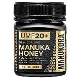 Manukora Manuka Honey UMF 20+, 250g (8.8 oz)