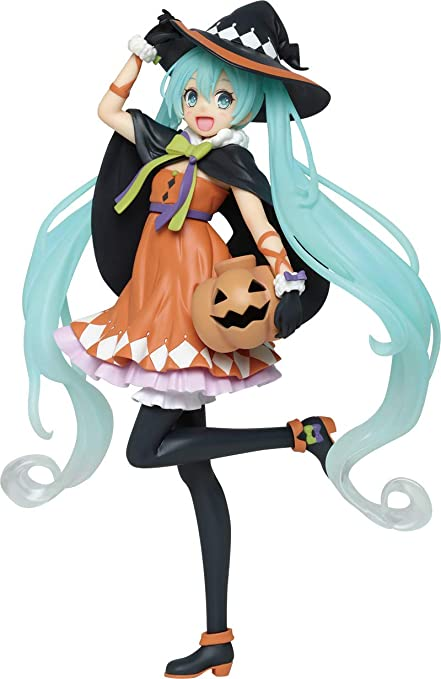Hatsune Miku Christmas Outfit.Taito 7 Hatsune Miku 2nd Season Autumn Version Action Figure
