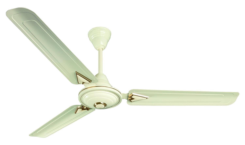 Buy Crompton 1200mm Brizair Deco Ceiling Fan Ivory Online at Low ...