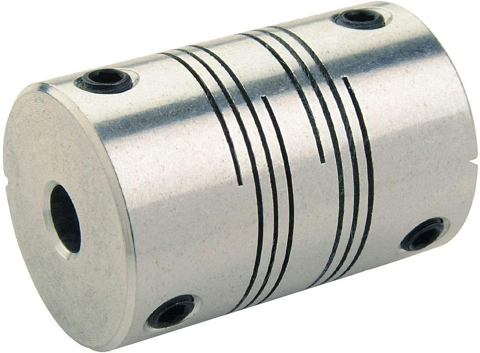 9mmx6mm Ruland Manufacturing Coupling FSMR25-9-6-A 6 Beam Set Screw