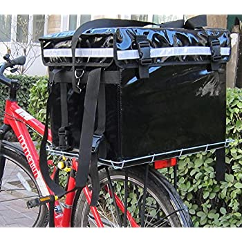 Pk 46c Food Delivery Box For Scooter Bike Motorcycle