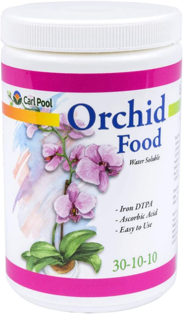 Orchid Food 30-10-10 Size 10 Oz.