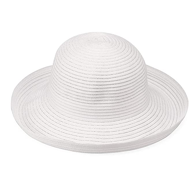 1920s Style Hats Wallaroo Hat Company Women's Sydney Sun Hat – Lightweight Packable Modern Style Designed in Australia $42.00 AT vintagedancer.com