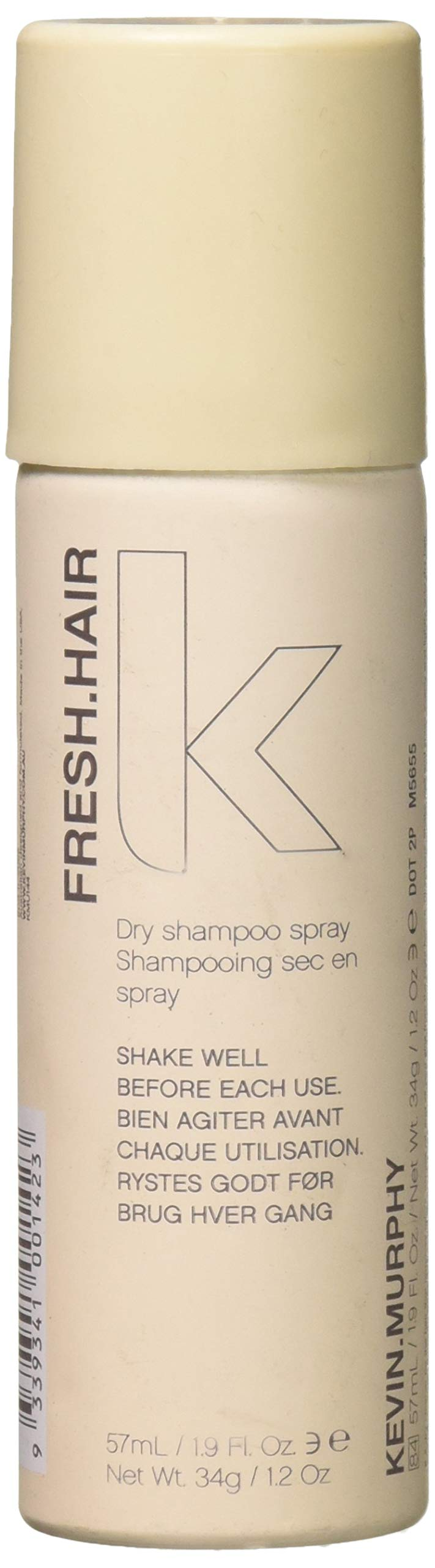 Amazon.com : Kevin Murphy Fresh Hair Dry Cleaning Spray, 8