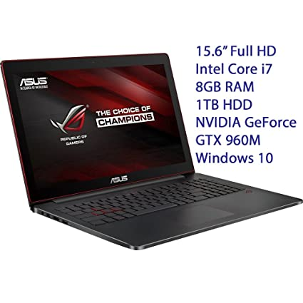 New Drivers: ASUS ROG G501VW Intel ThunderBolt