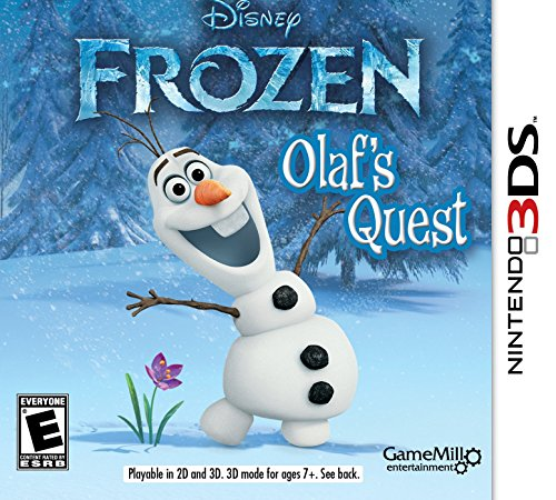 3ds olafs quest - 9